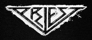 "Priest Logo 4.5x2"" Printed Patch"
