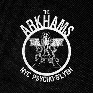 "The Arkhams NYC Psycho-B'Lyeh 4x4"" Printed Patch"