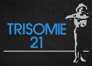 "Trisomie 21 12x10"" Backpatch"
