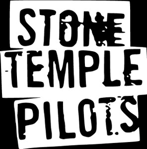 "Stone Temple Pilots Logo 4x4"" Printed Sticker"