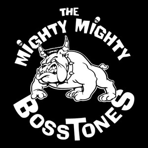 "The Mighty Mighty Bosstones - Bulldog 4x4"" Printed Sticker"