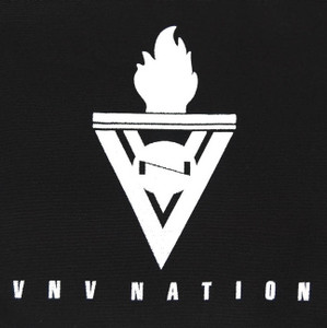 "VNV Nation Logo 4x5"" Printed Patch"