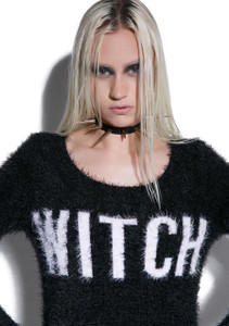 Killstar - Dropout Witch Knit Dress