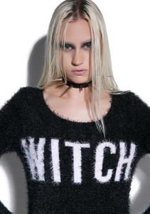 Dropout Witch Knit Dress
