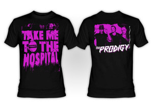 Prodigy Take Me To The Hospital T-Shirt