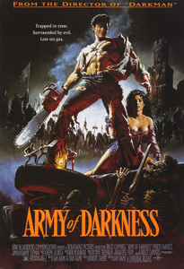 """Army of Darkness 24x36"""" Poster"""