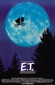 "E.T. The Extra-Terrestrial 24x36"" Poster"