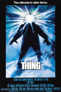 """The Thing 24x36"""" Poster"""