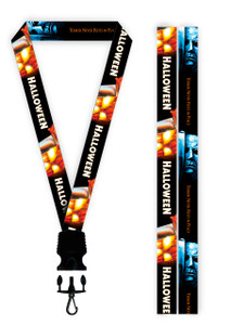 Halloween Movie Lanyard