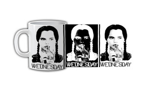 Wednesday Adams Coffee Mug