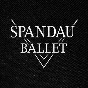 """Spandau Ballet Logo 4x4"""" Printed Patch"""