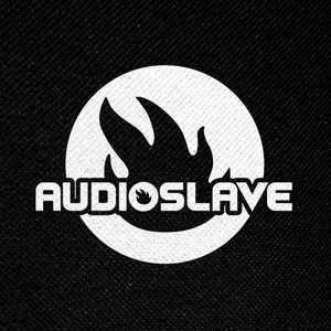 "Audioslave Logo 4x4"" Printed Patch"