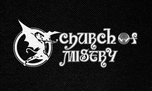"Church of Misery 5x3"" Printed Patch"