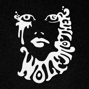 "Wolfmother Face Logo 3x5.5"" Printed Patch"