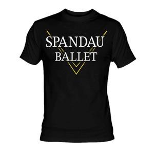 Spandau Ballet Logo T-Shirt
