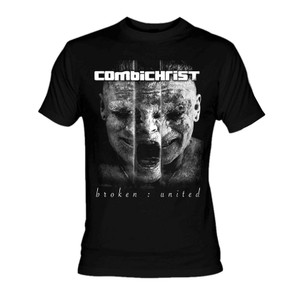 Combichrist Broken United T-Shirt