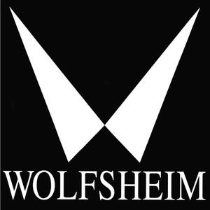 """Wolfsheim Logo 4x4"""" Printed Sticker"""