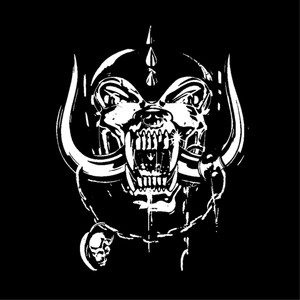 "Motorhead Warpig 4x4"" Printed Sticker"