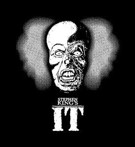 "Stephen King's IT 4x4"" Printed Sticker"