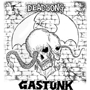 "Deadsong - Gastunk 4x4"" Printed Sticker"