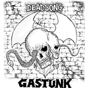 "Deadsong - Gastunk 4x4"" Printed Sticker"