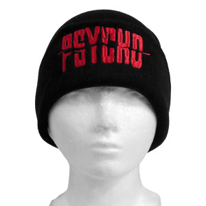Alfred Hitchcock's Psycho Embroidered Beanie
