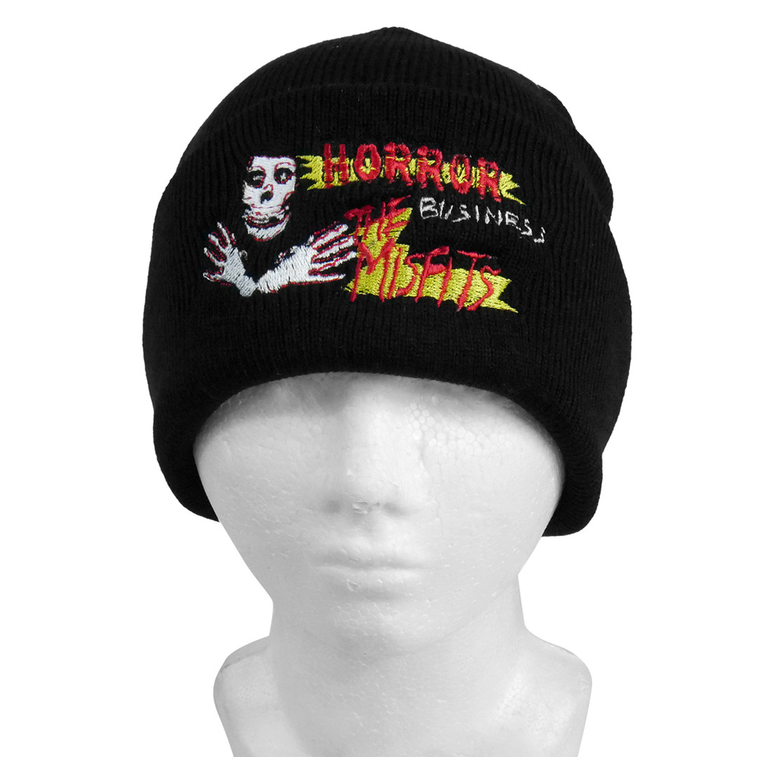 Misfits - Horror Business Embroidered Beanie e5dc0523dcf