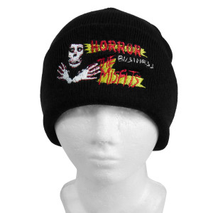 Misfits - Horror Business Embroidered Beanie