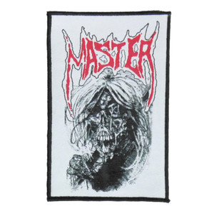 "Master -Zombie 4x5"" WOVEN Patch"