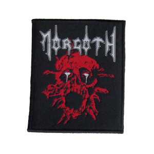 "Morgoth - Zombie 4x5"" WOVEN Patch"
