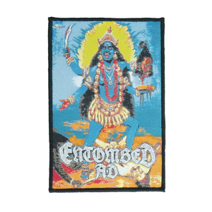 "Entombed A.D. - Kali 4x5"" WOVEN Patch"
