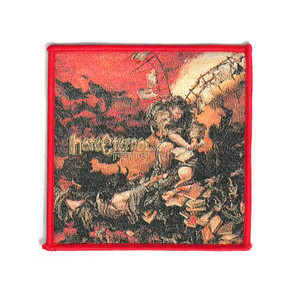 "Hate Eternal - Infernus 4X4"" WOVEN Patch"