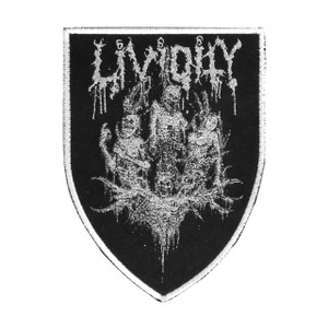 "Lividity - Corpses 4x5"" WOVEN Patch"