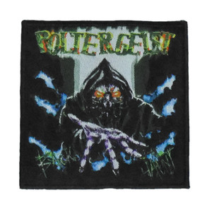 "Poltergeist - Back To Hunt 4x4"" WOVEN Patch"