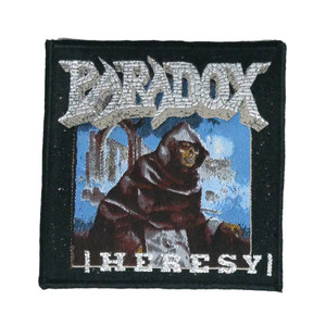 "Paradox - Heresy 4x4"" WOVEN Patch"