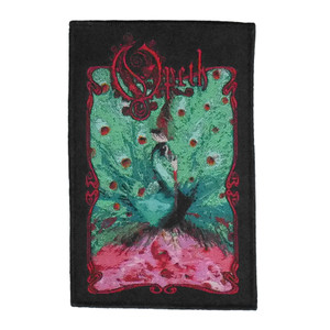 "Opeth - Sorceress 3x5"" WOVEN Patch"