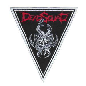 """Deadsquad Logo 5X4"""" WOVEN Patch"""