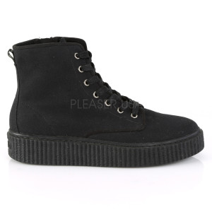 Ankle High Platform Sneakers