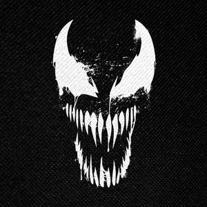 "Venom Movie 4x4"" Printed Patch"