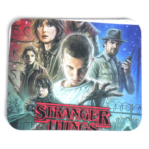 "Stranger Things Misprinted 9x7"" Mousepad"