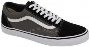 Vans - Old Skool Black and Pewter