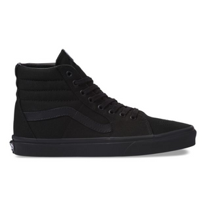 Vans - Old Skool Black Hi Tops
