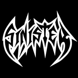 "Sinister Logo 4x4"" Printed Sticker"