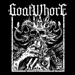 "Goatwhore - Demon King 4x4"" Printed Sticker"