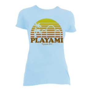 Tijuana - Playami Blouse T-Shirt