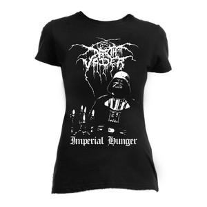 Star Wars - Darth Vader Imperial Hunger Girls T-Shirt