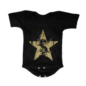 Baby Onesie - Sepultura S Star Logo