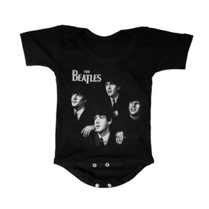 02311a1d59b62 Baby Onesie - The Beatles Portrait