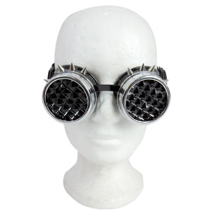 Cybergoth Goggles with Studs