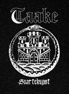 "Taake Svartekunst 4.5x6"" Printed Patch"